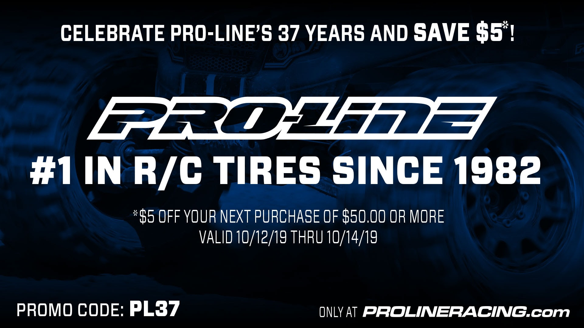 Celebrate 37 Years of Pro-Line!