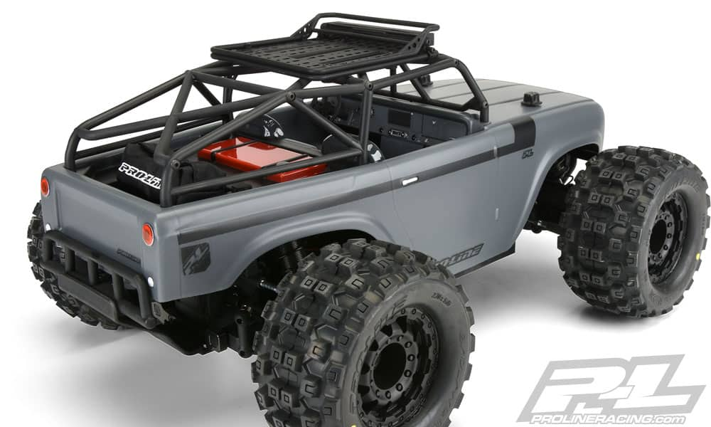 Pro-Line Ambush Monster Truck Body - Rear