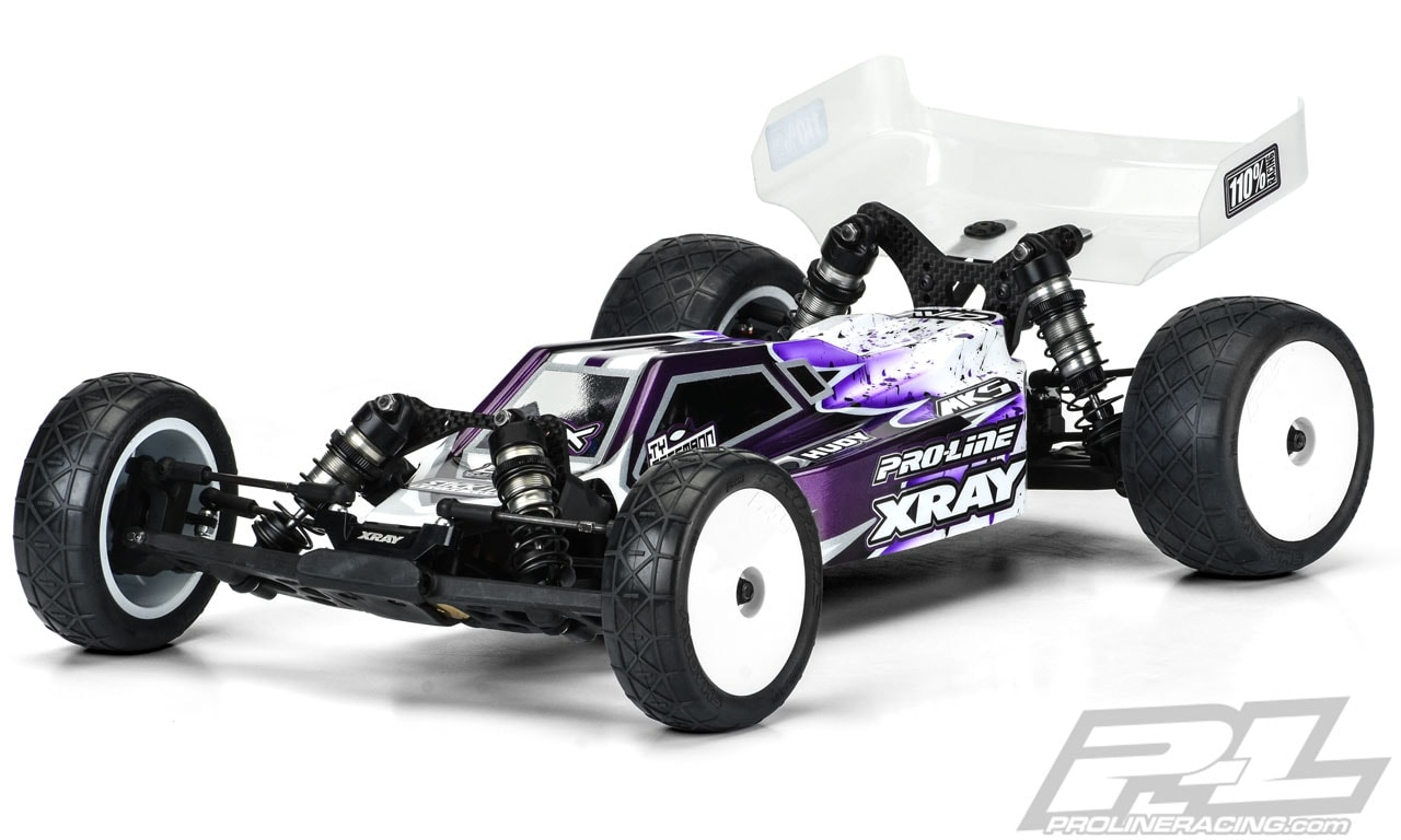 Pro-Line Axis Light Weight Body for the XRay XB2 Competition Buggy