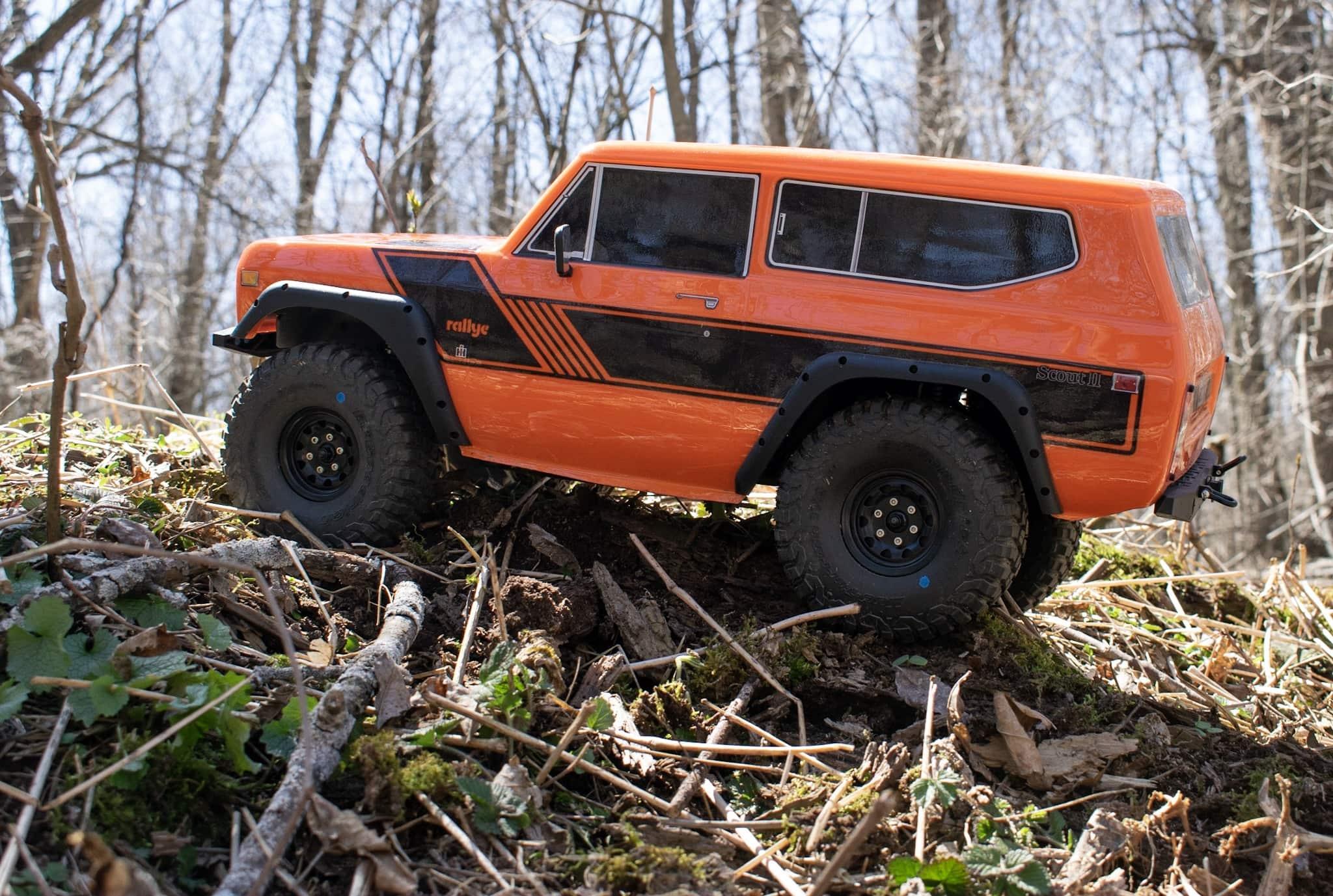 Pro-Line BFGoodrich KM3 Predator Tires - Forest Rear
