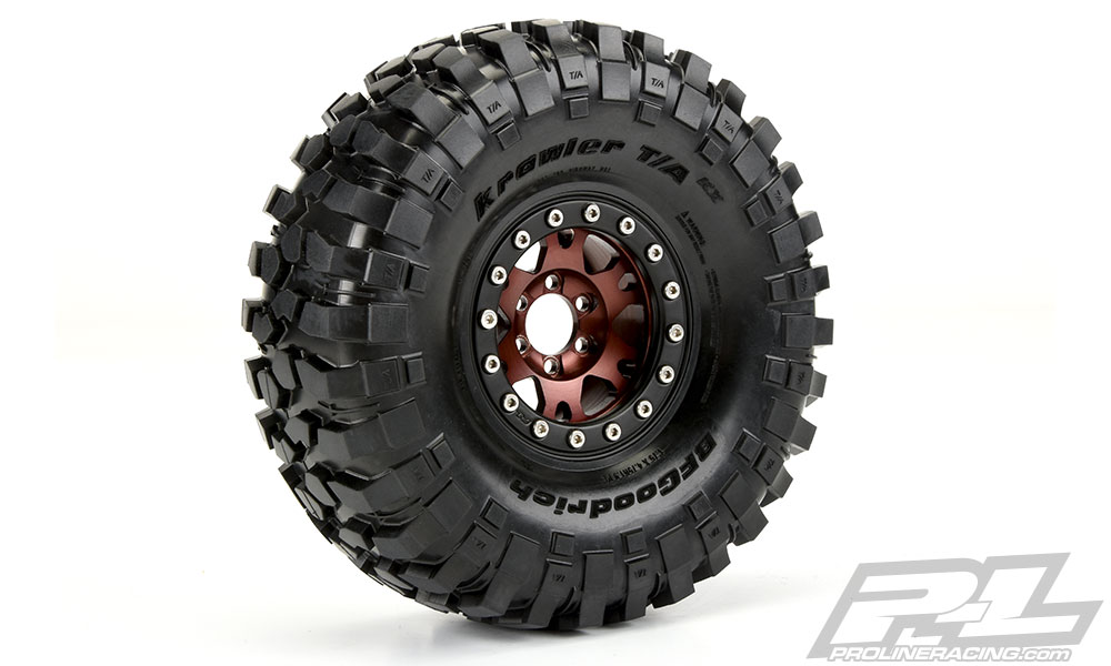 Pro-Line BFgoodrich Krawler T:A KX 1.9 G8 Rock Terrain Tire