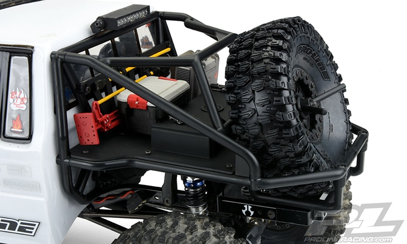 Pro-Line Back-half Cage for Pro-Line Body Cabs - Geared up