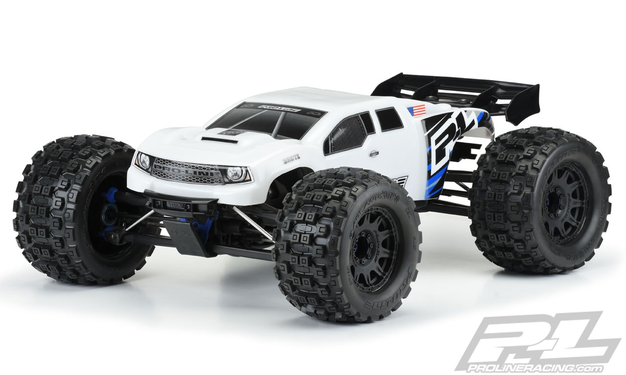 Pro-Line Brute Bash Armor for the Traxxas E-Revo 2.0