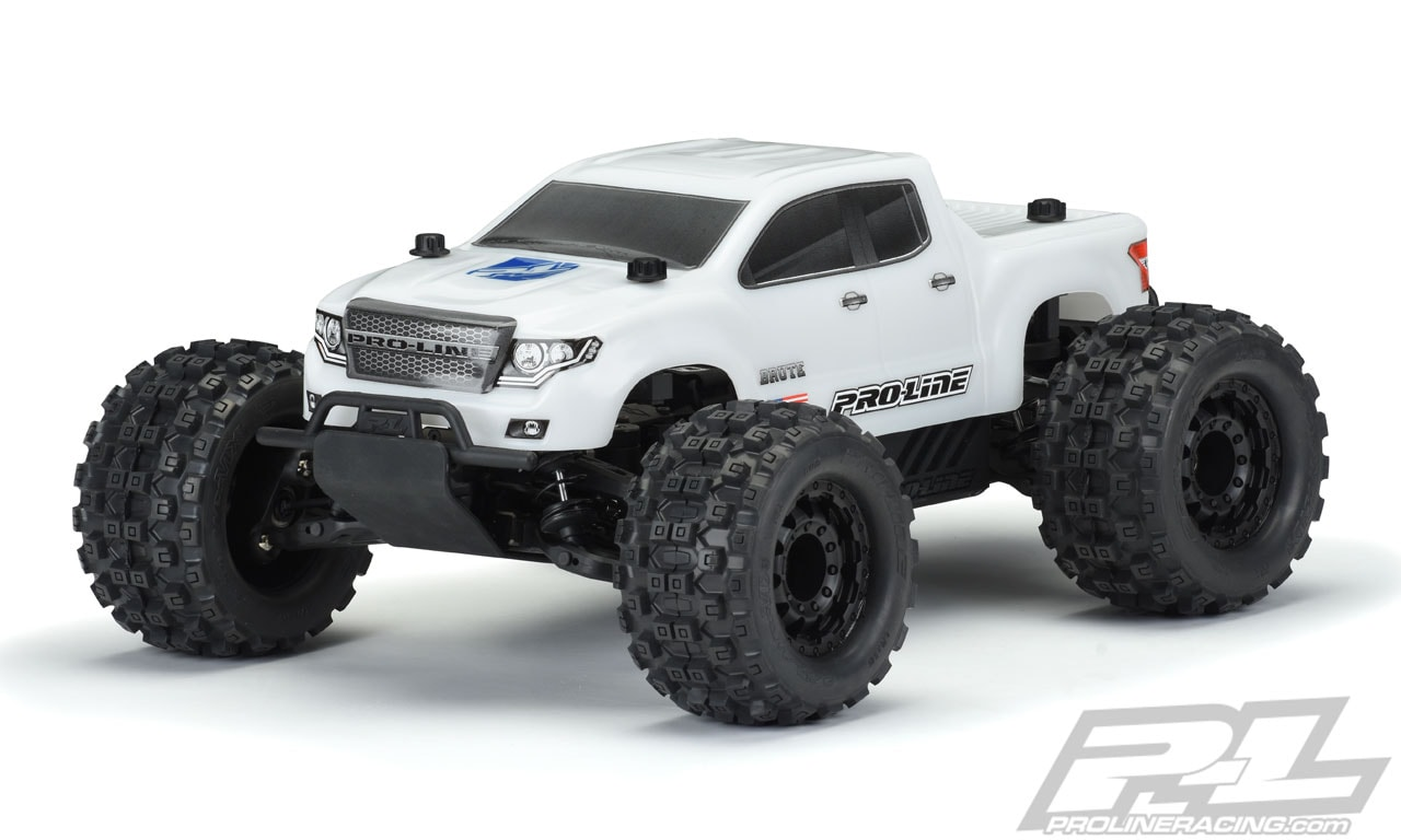 Pro-Line Brute Bash Armor for Traxxas Stampede 4×4 & PRO MT 4×4