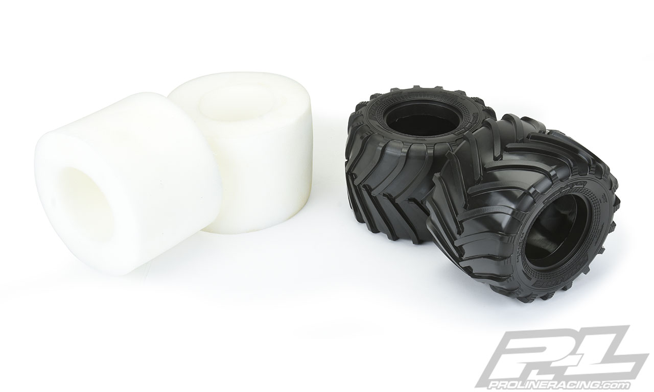 Pro-Line Decimator Tires with Foams