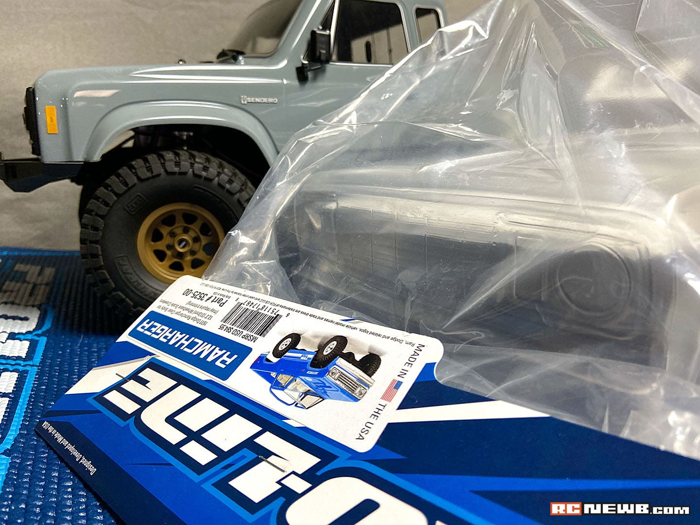 Pro-Line Dodge Ramcharger Body - 1