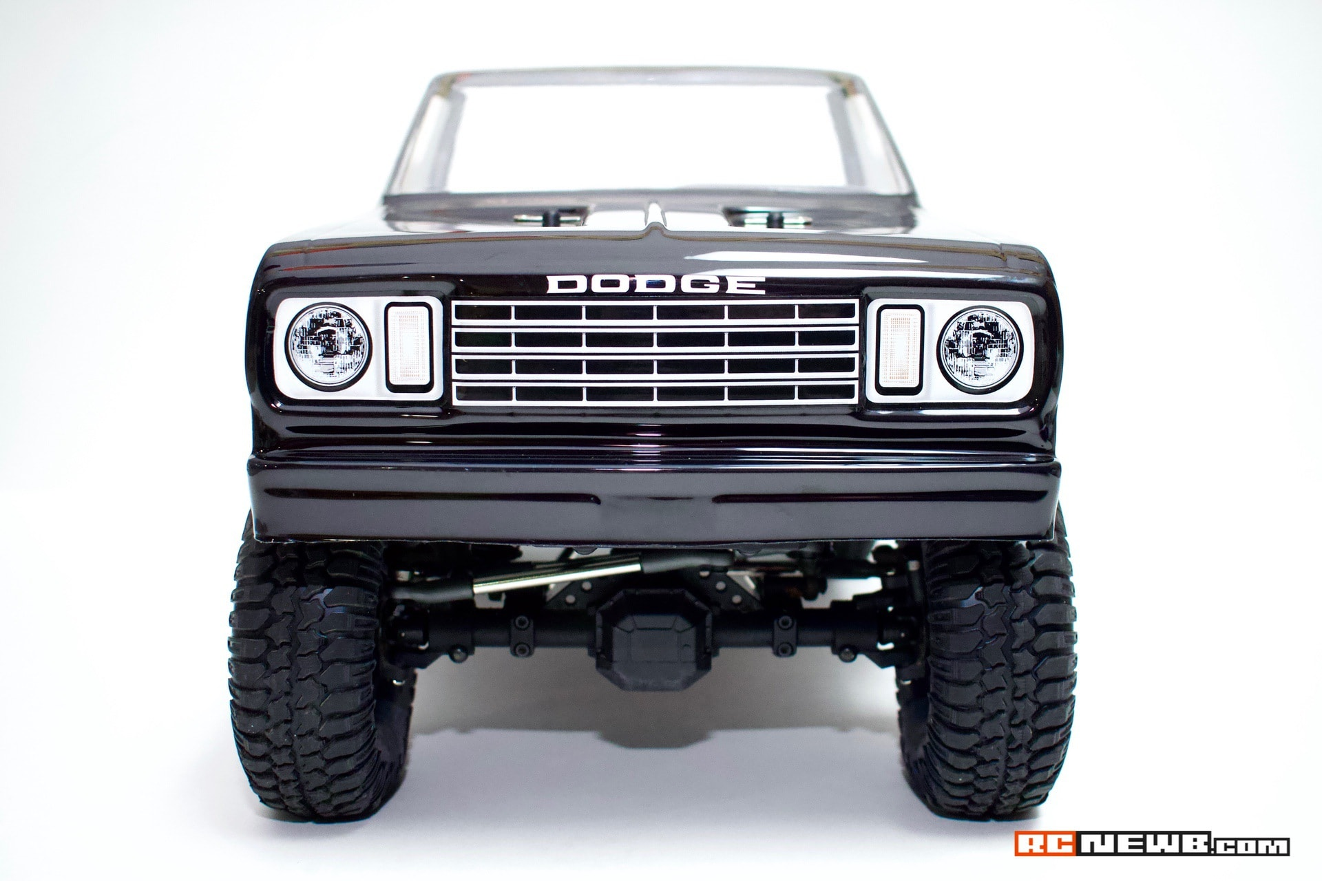 Pro-Line Dodge Ramcharger-Rock Shooter-Interco TrXus - 0098