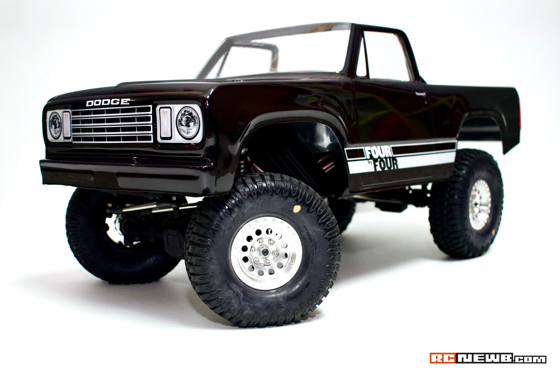 Hands-on with Pro-Line's 1977 Dodge Ramcharger R/C Crawler Body
