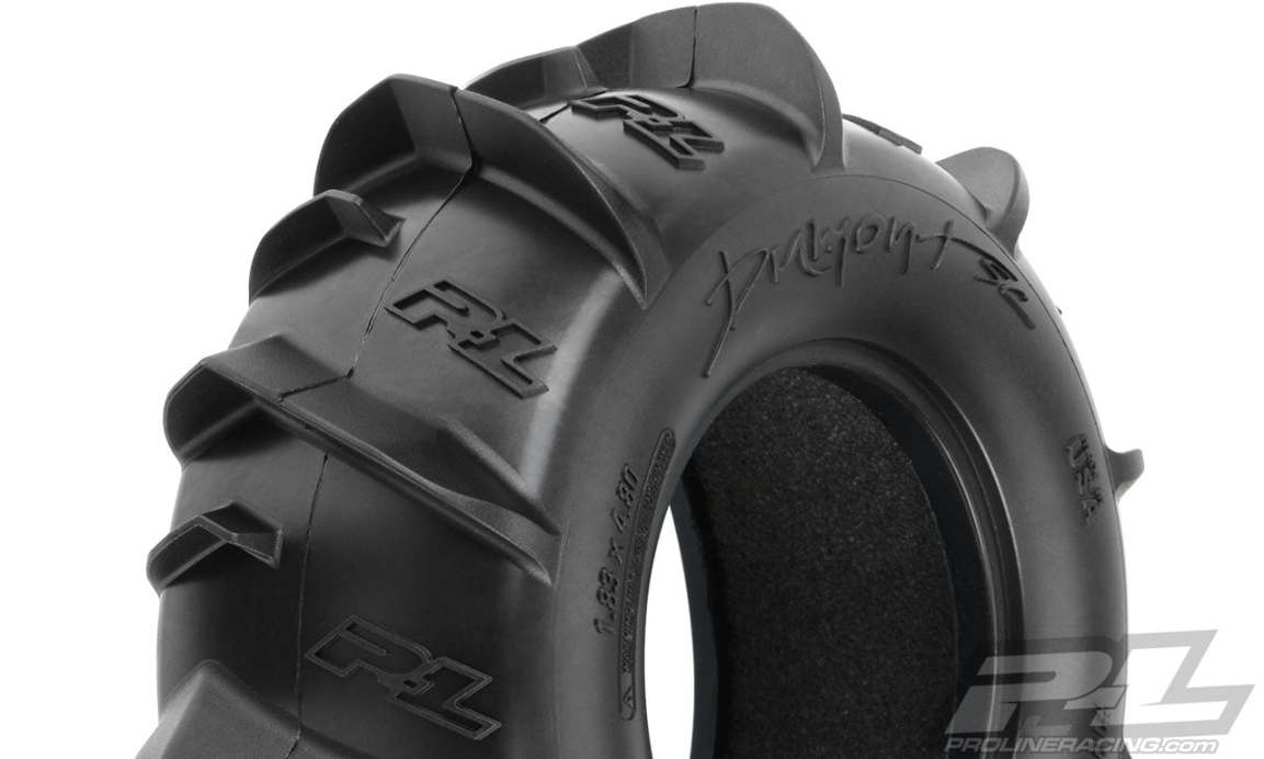 Shred Sand & Snow with Pro-Line's Dumont Short Course Paddle Tires