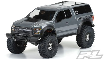 Pro Line 2017 Ford F 150 Raptor Body For The Traxxas TRX 4