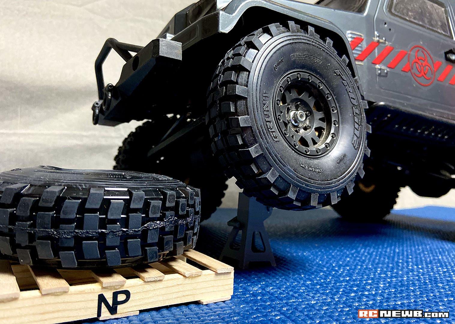 Pro-Line Grunt Tires - 6