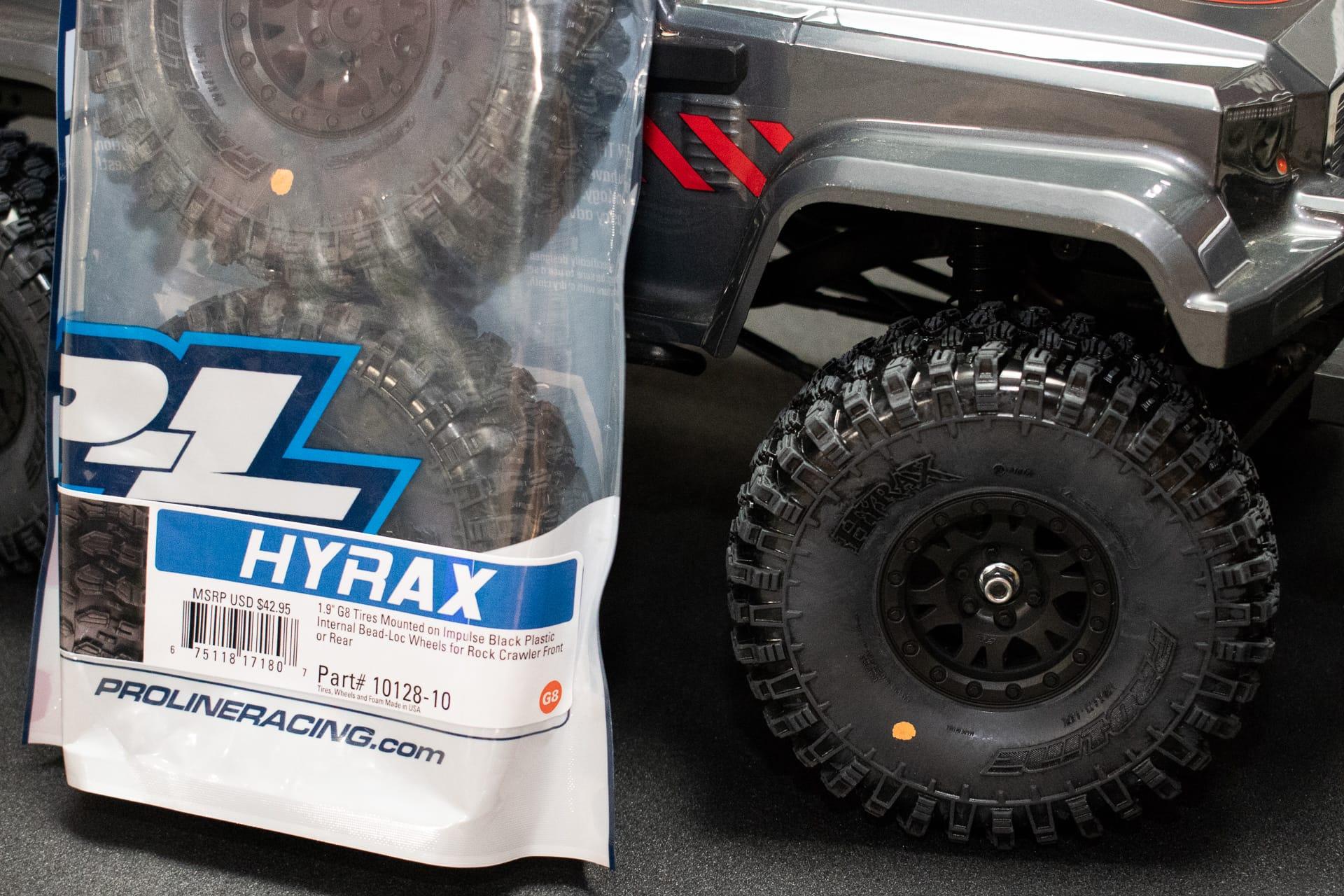 Pro-Line Hyrax - 1
