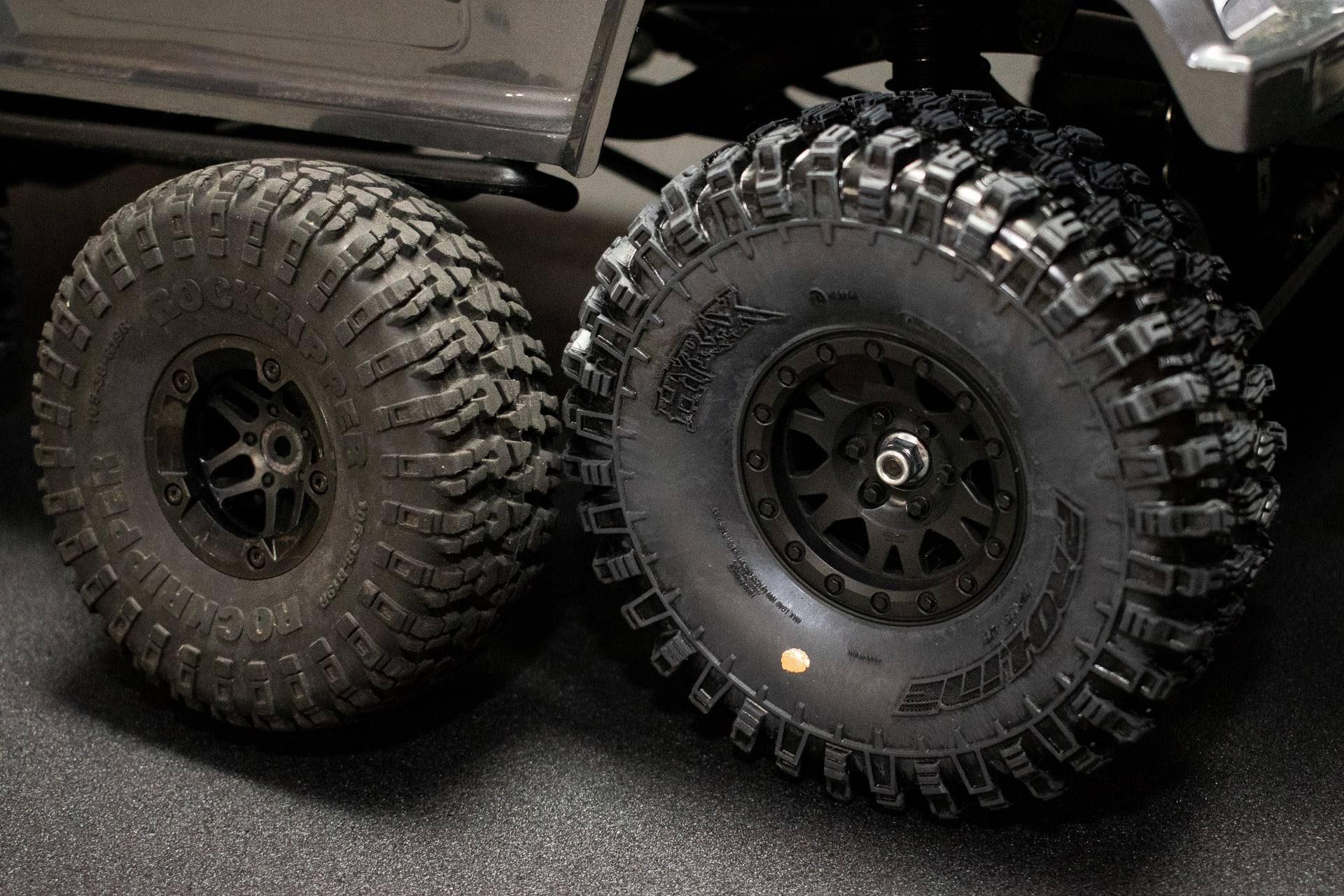 R/C Overhaul: Adding New Tires, Wheels, and Weight to the Carisma SCA-1E Lynx [Video]
