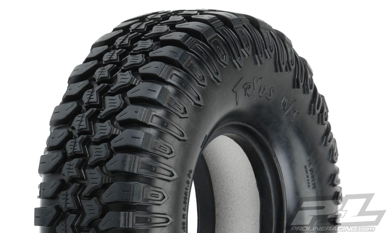 Pro-Line Interco TrxUs 1.9 Tires - Detail