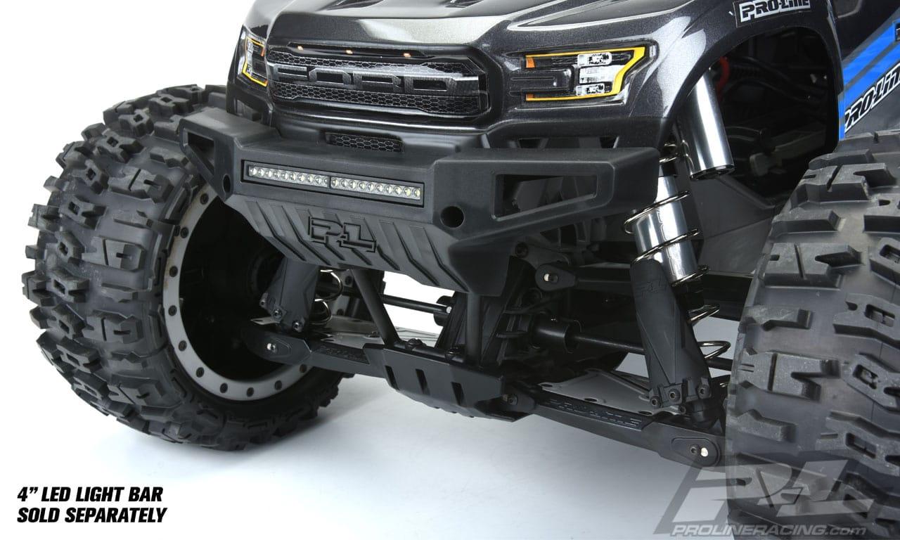 Pro-Line PRO-Armor X-Maxx Bumper - Mounted