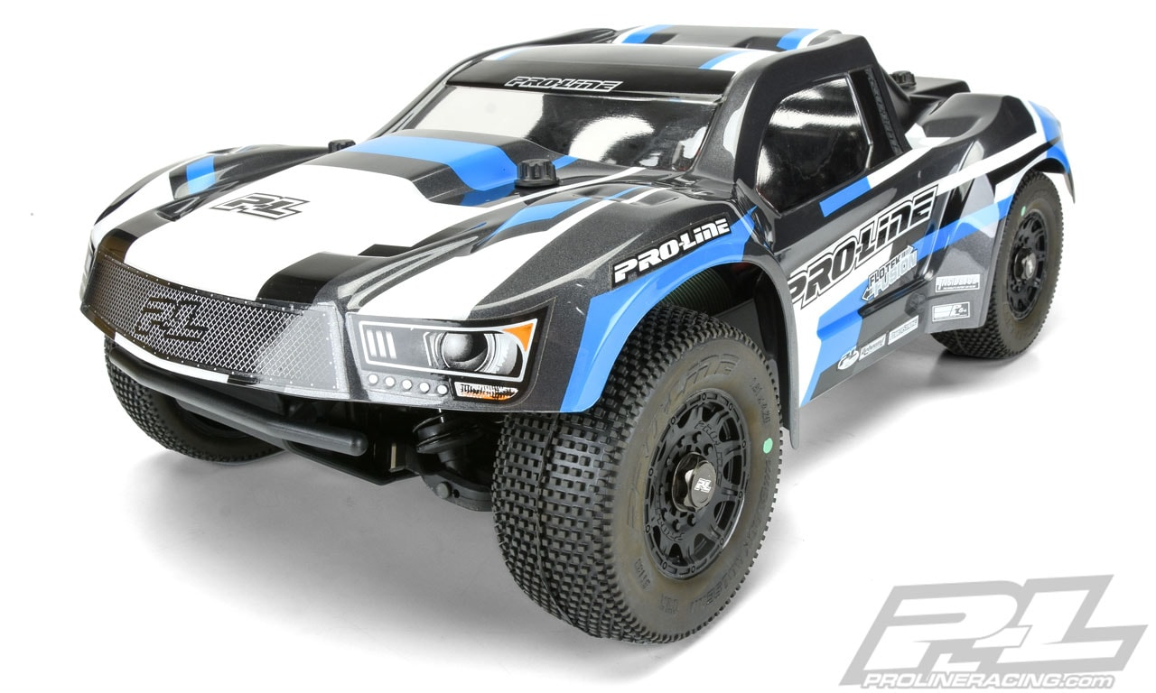 Pro-Line PRO-Fusion SC 4x4 Kit - Completed