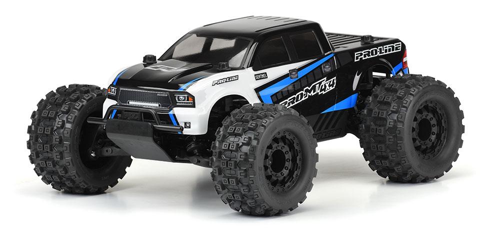 A Ramblin' Roller: Pro-Line's PRO-MT 4×4 Monster Truck