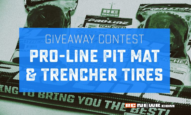 "Enter to Win: RC Newb's Pro-Line ""New Shoes"" Contest"