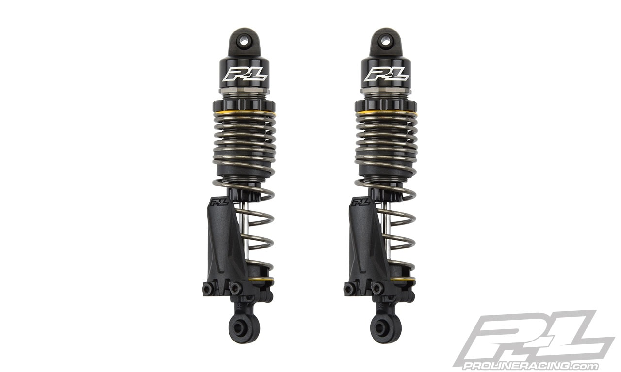 Pro-Line PowerStroke Shocks for ARRMA's 3S & 4S Bashers