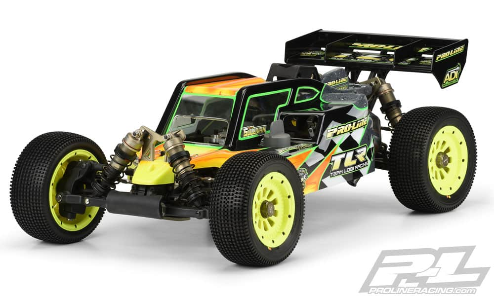 Give Your TLR 5ive-B a Makeover with Pro-Line's Pre-Cut Elite Body