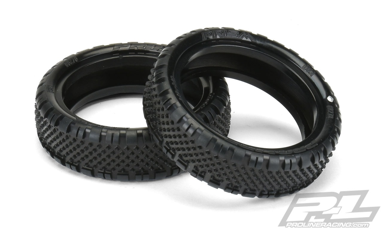 Pro-Line Prism Carpet Buggy Tires - Front