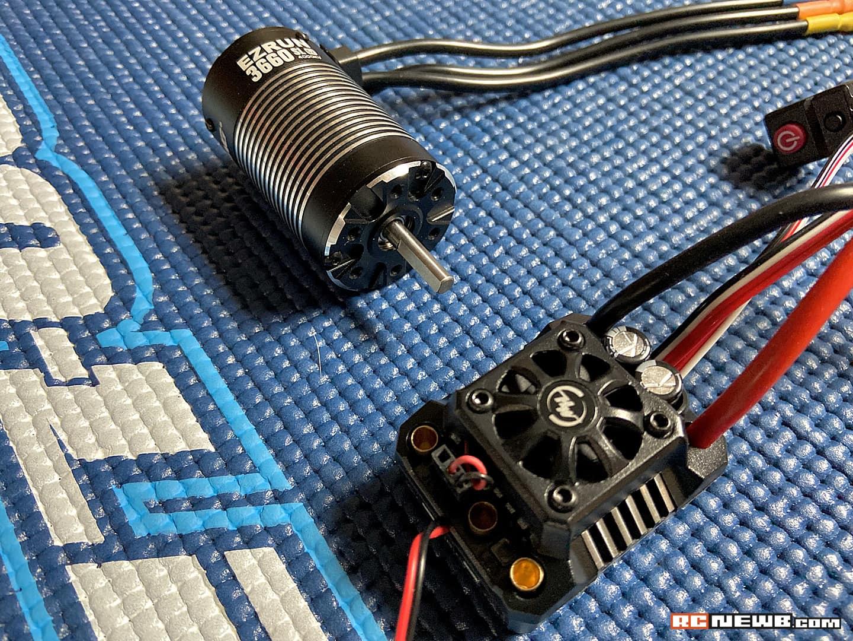 Pro-Line Pro-Fusion SC 4x4 Electronics - 10