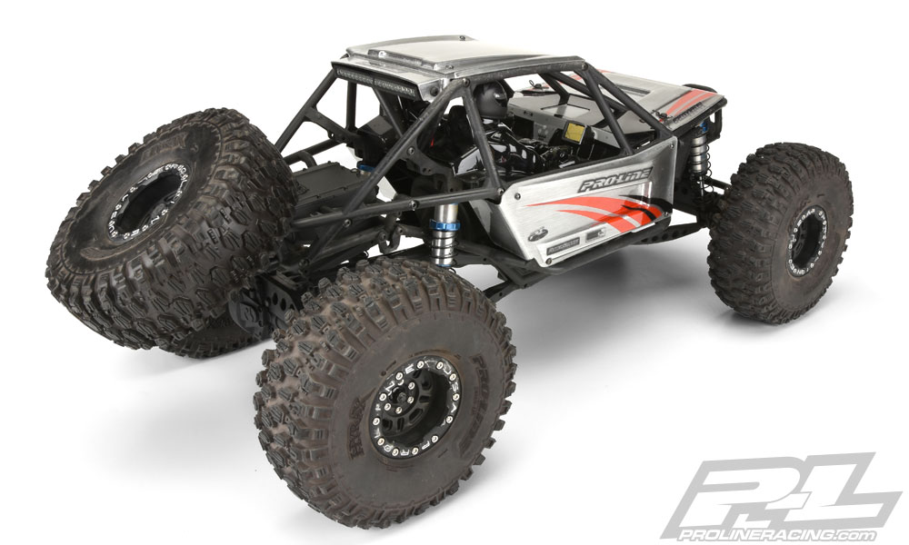 Pro-Line Pro-Panels for the Axial RR10 Bomber - Rear