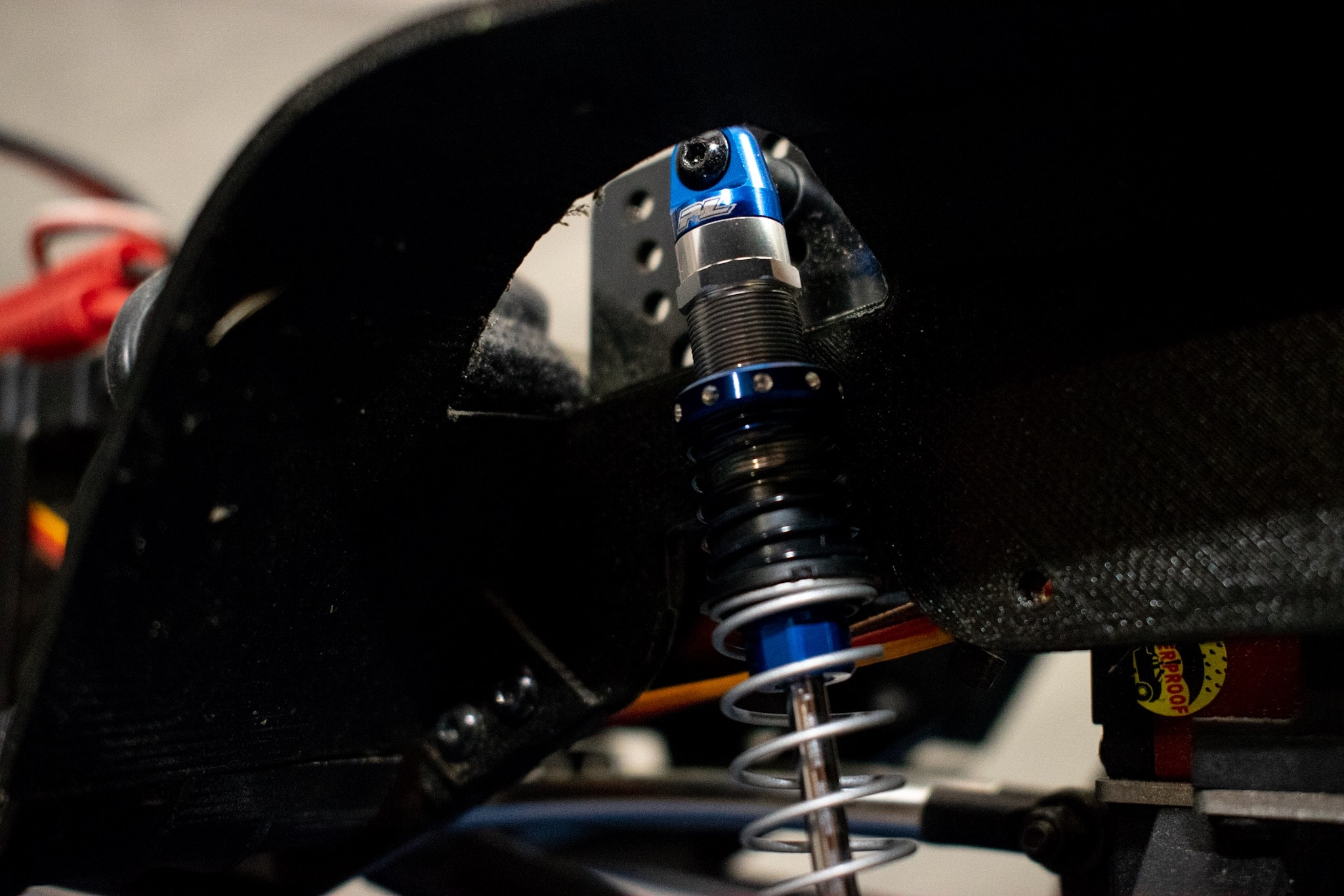 Pro-Line Pro-Spec Scaler Shocks - 4