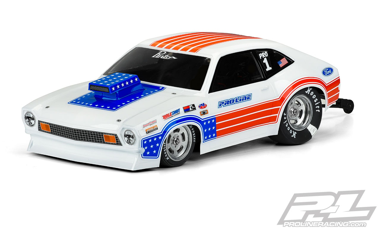 Pro-Line 1972 Ford Pinto R/C Dragster Body