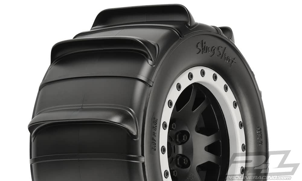 Pro-Line Sling Shot Pre-mounted Tires