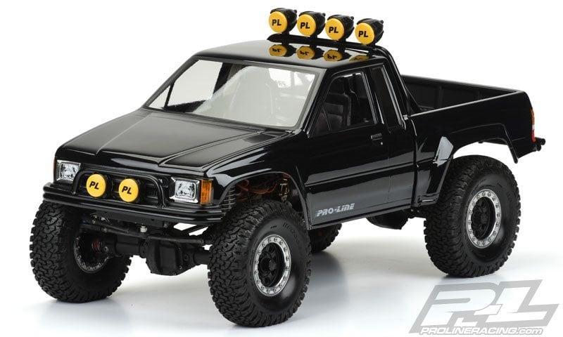 Pro-Line 1985 Toyota HiLux Scale/Trail Two-Piece R/C Body