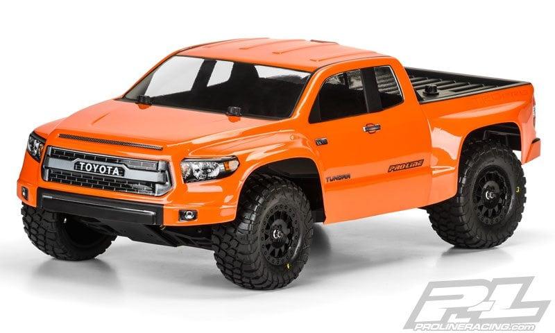 Pro-Line Releases a Toyota Tundra TRD Pro True Scale SCT Body