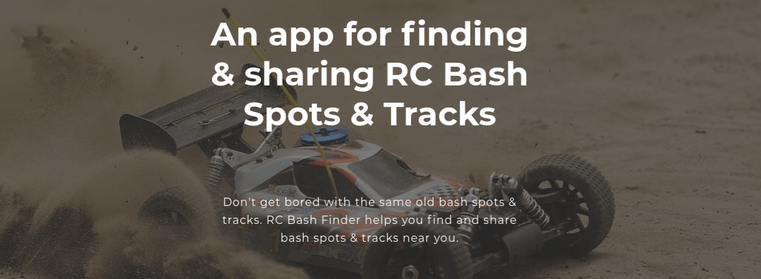 Find Your Next Spot to Bash with 'RC Bash Finder'