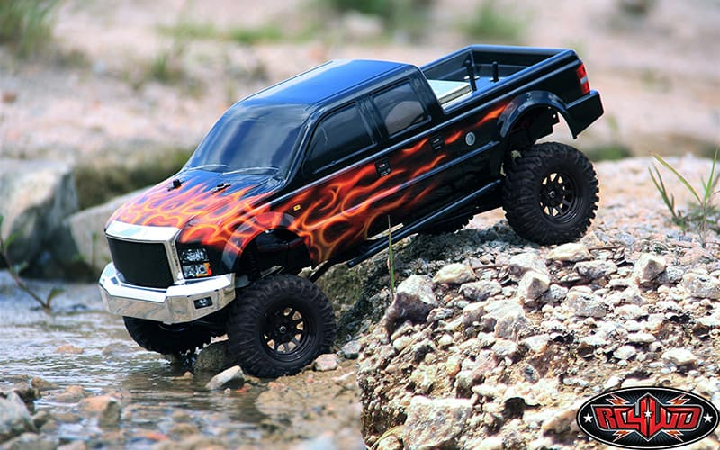 "RC4WD Reveals Their Latest RTR Trail Truck: The ""Terrain"""