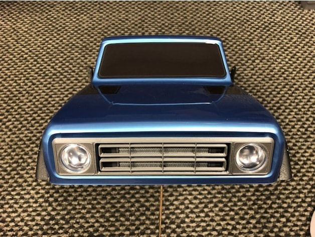 Redcat Racing 3D Printed Grille Option