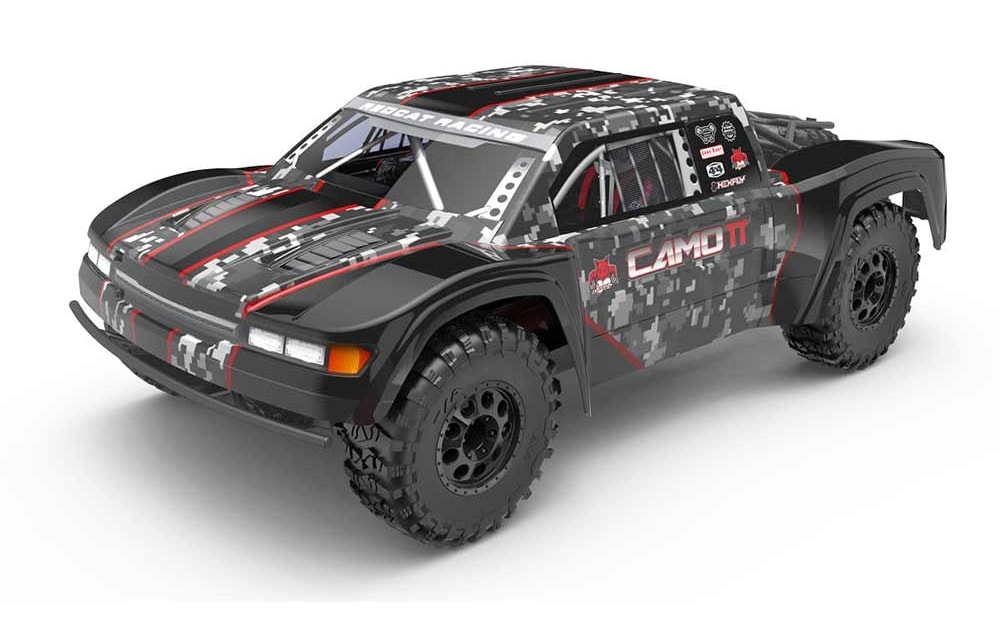 Redcat Racing Camo TT Pro Brushless 1/10-scale Trophy Truck