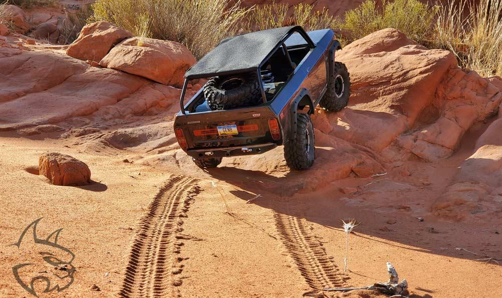 Redcat Racing GEN8 AXE Edition - Action Rear 4