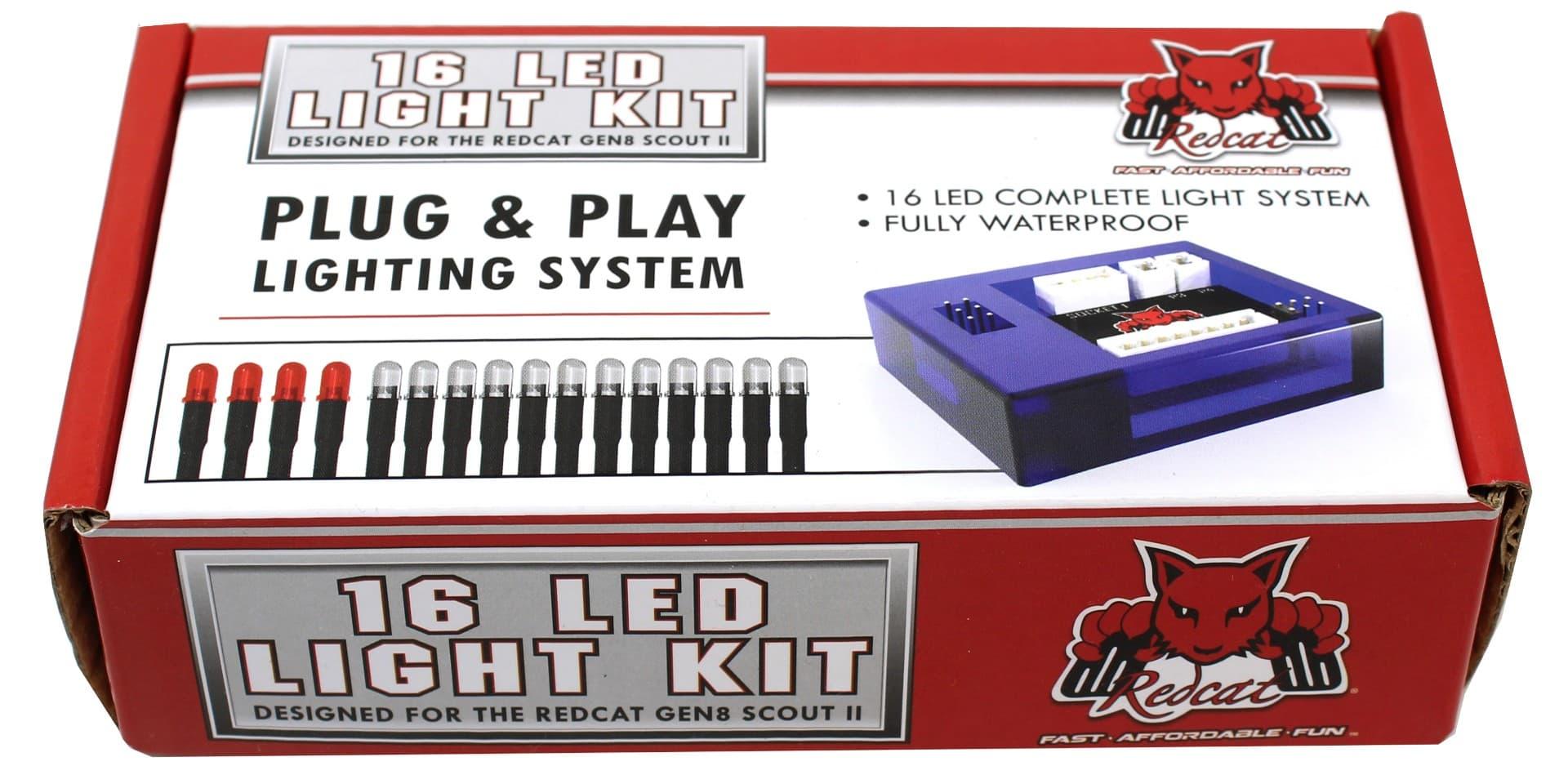 Redcat Racing GEN8 Light Kit - Box