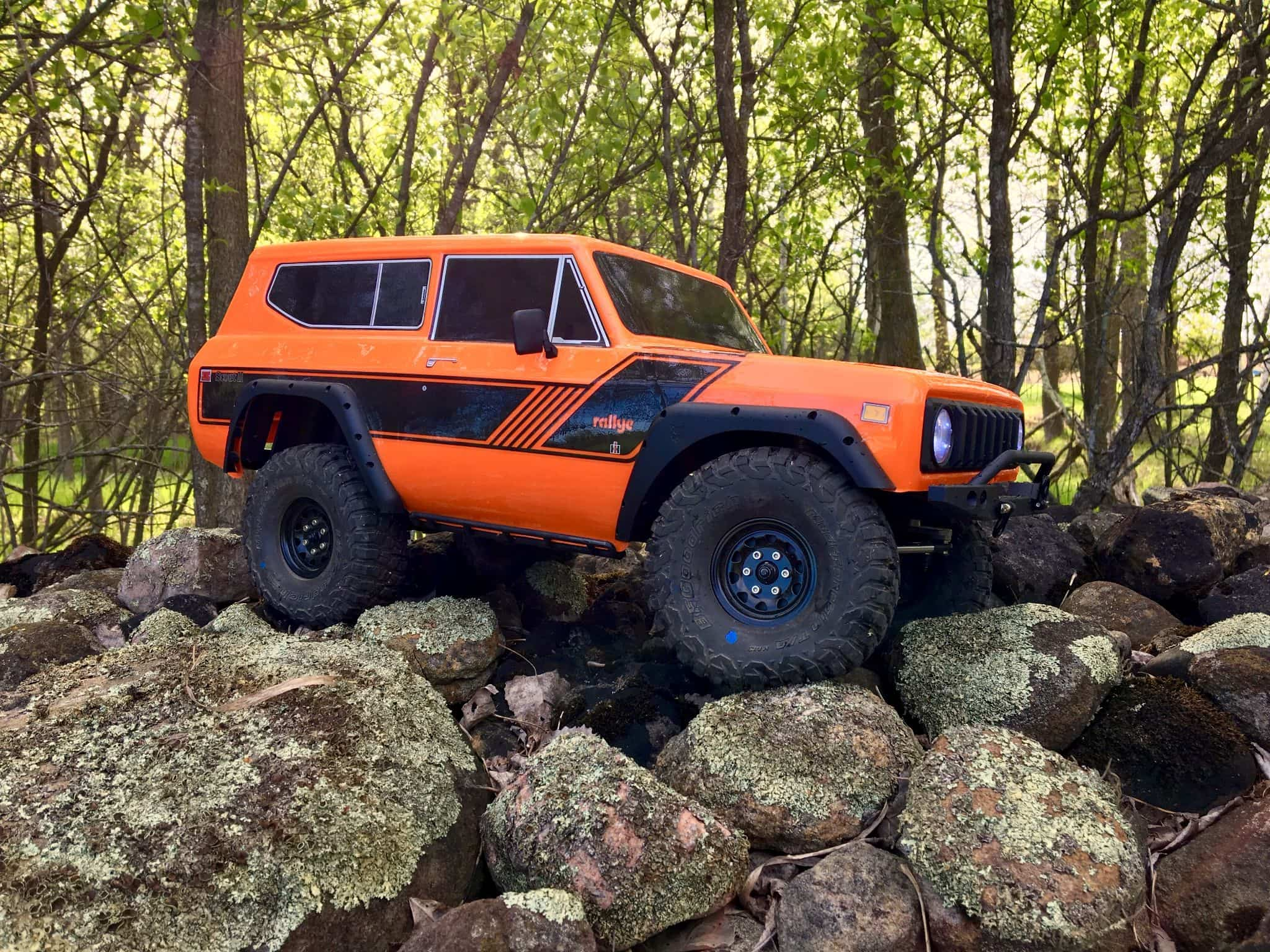 Taking the Redcat Racing GEN8 Scout II on an Outdoor Adventure [Photos]