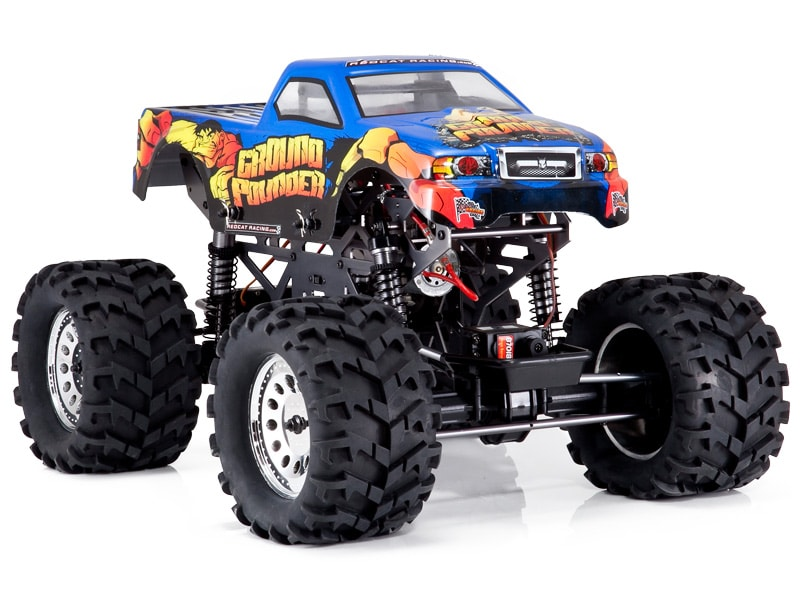 Redcat Racing is Giving You a Chance to Win a Ground Pounder