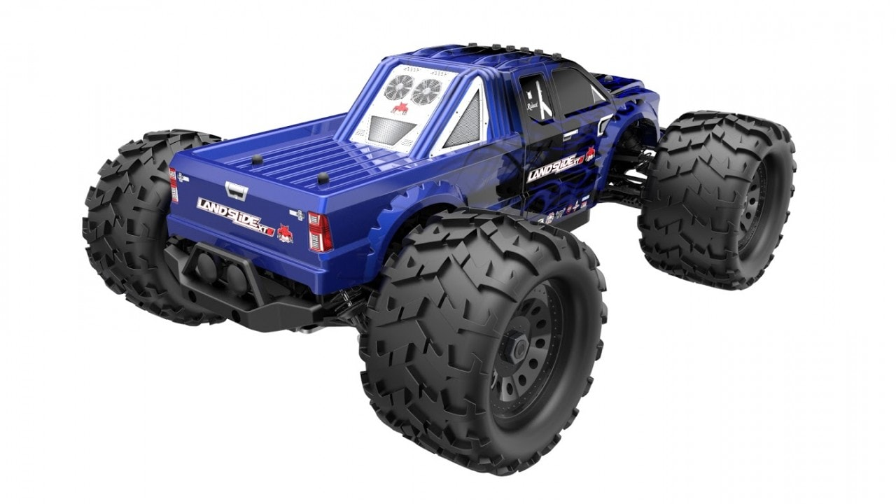 Redcat Racing Landslide XTE Monster Truck - Rear Angle