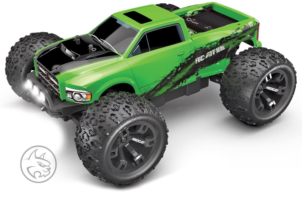 Redcat Racing Re-launches the RC-MT10E Monster Truck