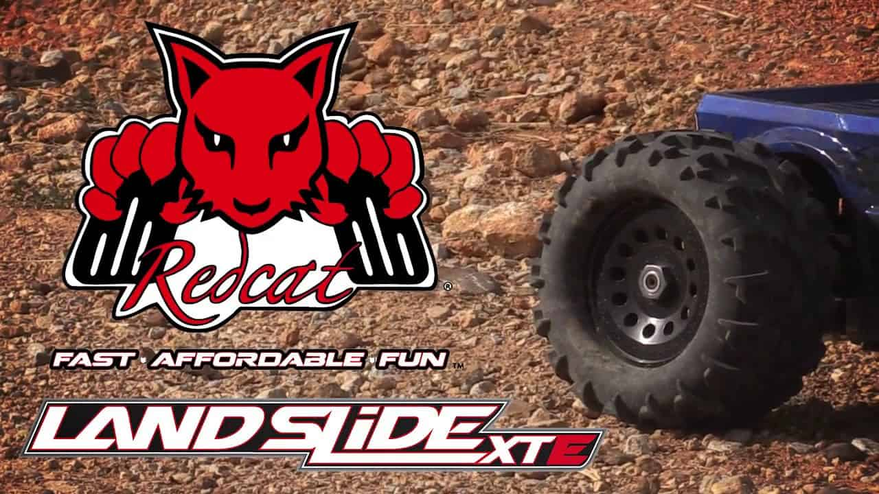 Running & Ripping: Redcat Racing's Landslide XTE Monster Truck [Video]