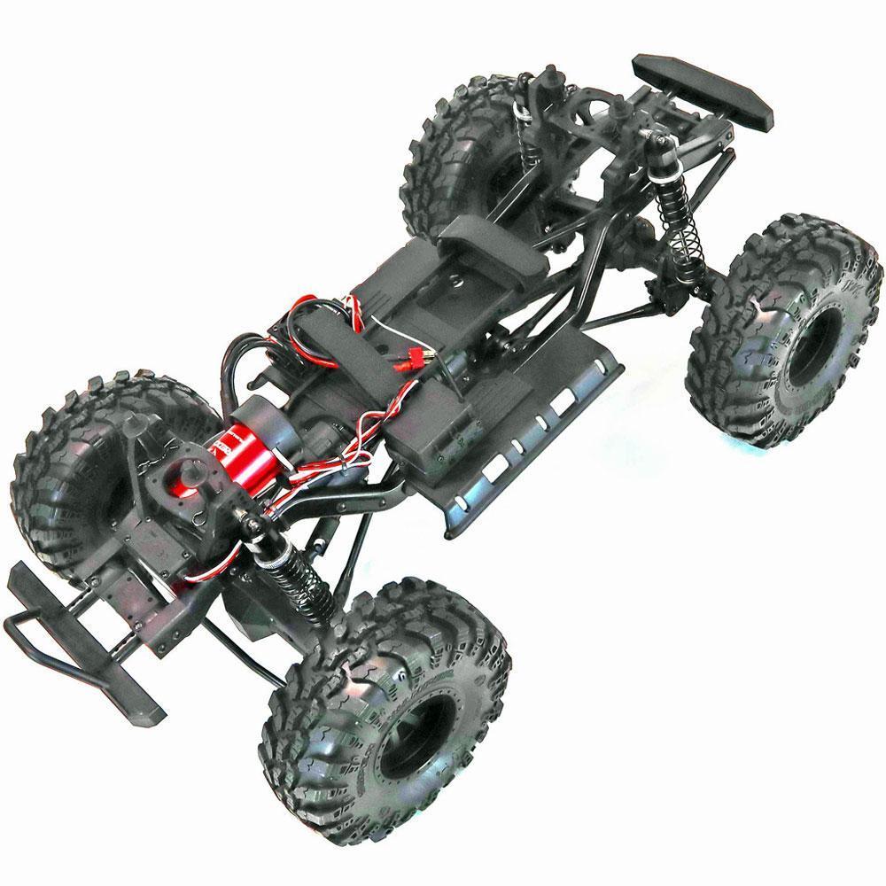 Redcat Racing Wendigo Rock Racer - Chassis