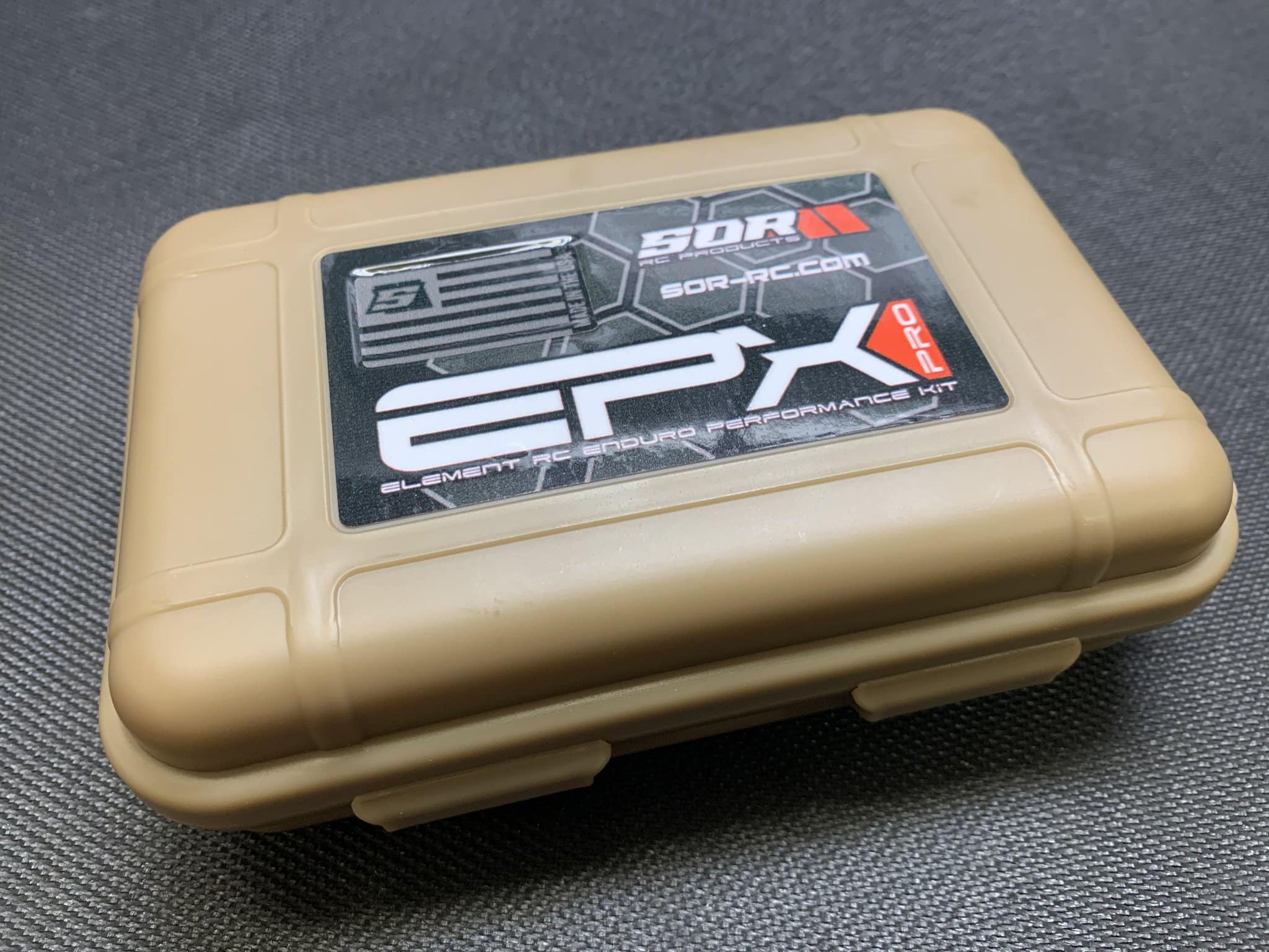 SOR RC Products Launches its EPX Pro Performance Kit for the Element RC Enduro