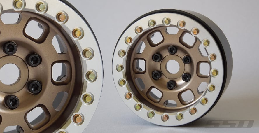 Two New Beadlock Wheel Designs from SSD