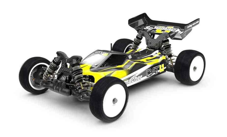 Schumacher CAT L1 1/10 Competition R/C Buggy Kit   RC Newb