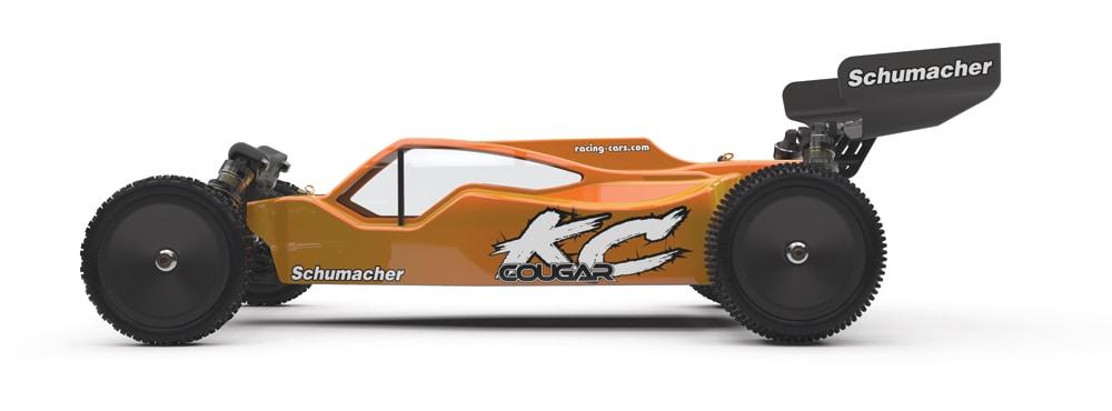 Schumacher Cougar KC - Side