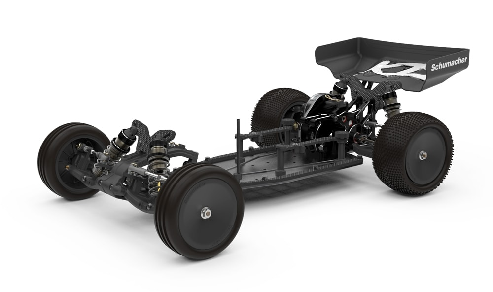 Schumacher Cougar KD - Chassis 2