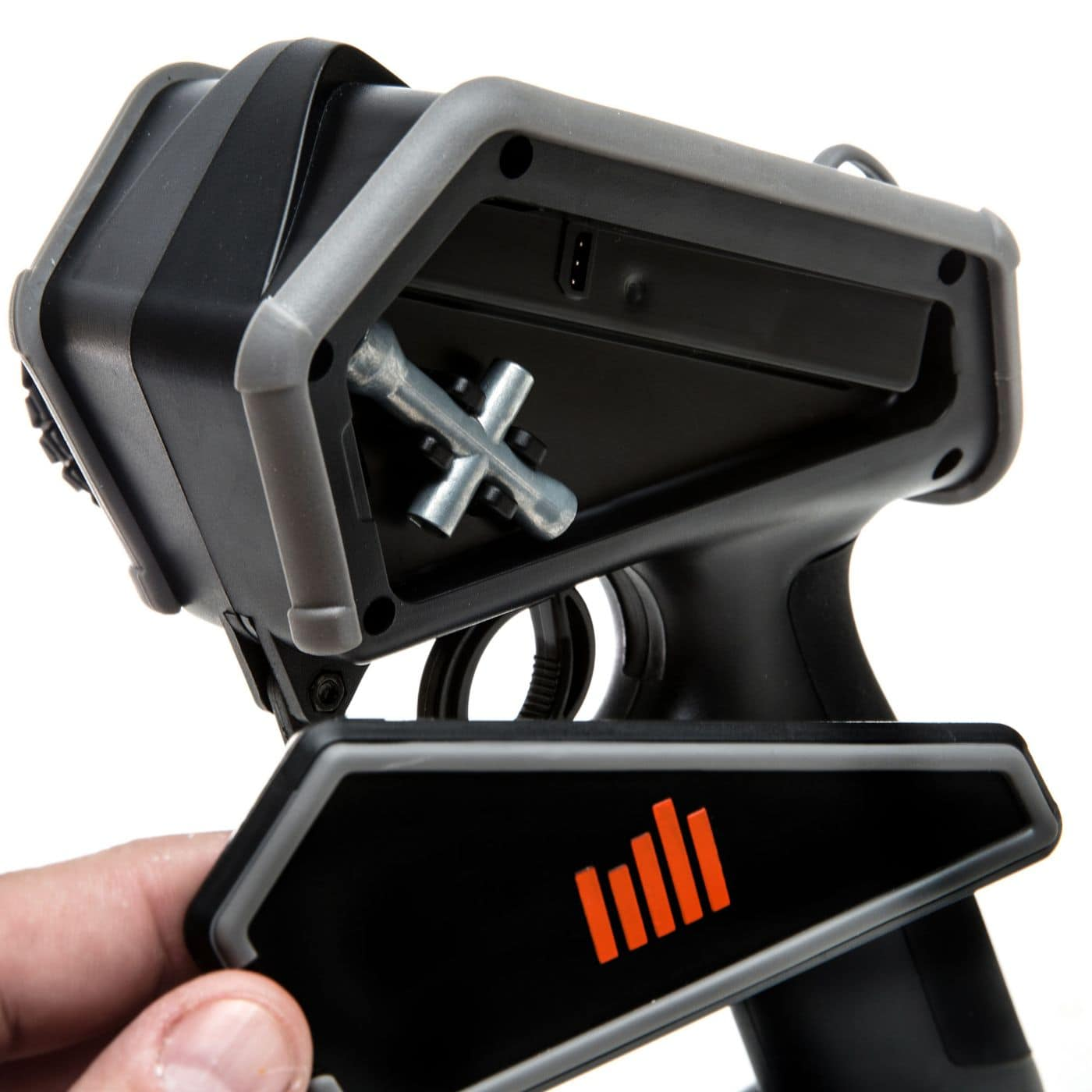Spektrum DX5 Rugged RC Crawler Radio - Wrench Holder